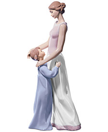 Lladro Collectible Figurine, Someone To Look Up To