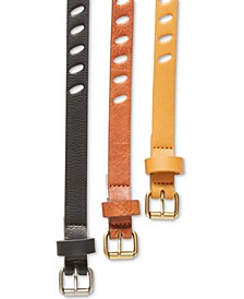 3 For 1 Belts