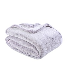 Tipped Extra-Fluffy Throw Blanket
