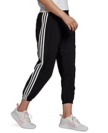 Women's Essentials 3 Stripes Track Pants