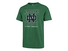 Men's Notre Dame Fighting Irish Block Built Scrum T-Shirt