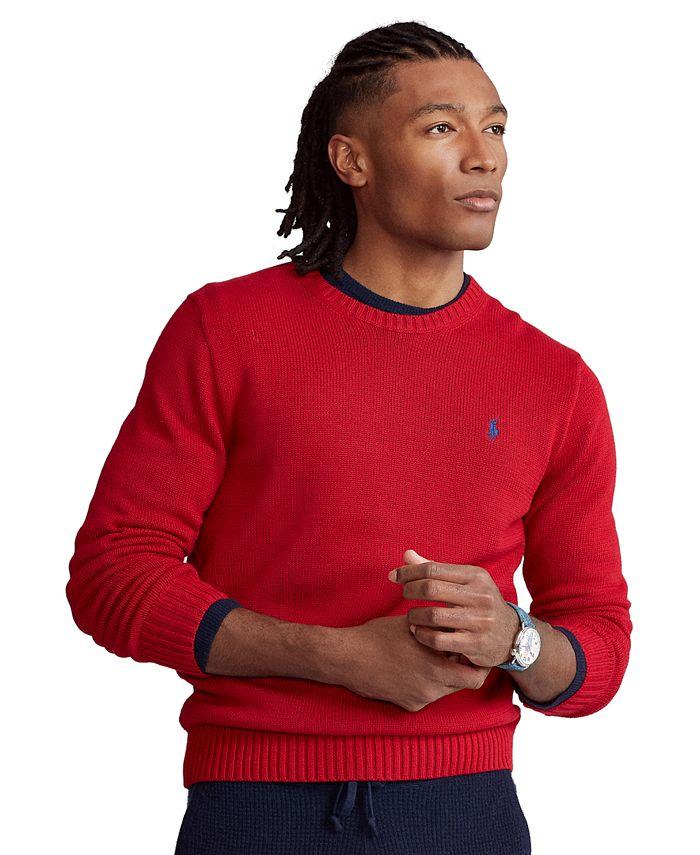 Polo Ralph Lauren - Men's Cotton Crewneck Sweater