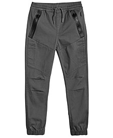 Big Boys Major Slim-Fit Joggers, Created for Macy's