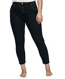 Trendy Plus Size Taylor Mom Jean