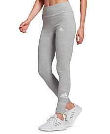 Women's Essentials Stacked Logo High-Rise Leggings