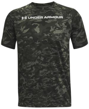 Under Armour MEN'S ABC CAMO T-SHIRT