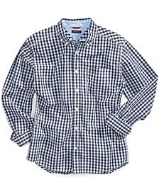Baxter Gingham Shirt, Little Boys
