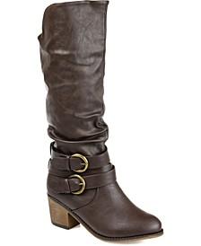Women's Wide Calf Late Boot