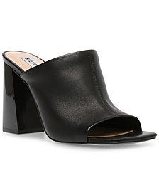Women's Tule High-Heel Mules