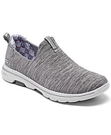 Women's GOwalk 5 - Best Friend Walking Sneakers from Finish Line