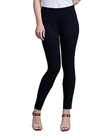 Women's 4-Way Stretch Pull on Ponte Pant