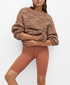 Women's Open Chunky-Knit Sweater