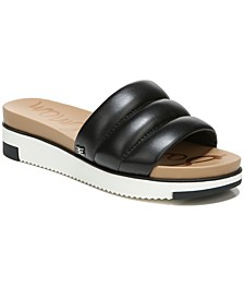 Women's Annalisa Plush Slide Sandals