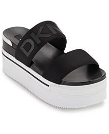 Women's Ry Platform Sandals