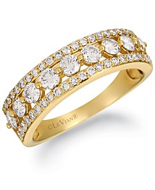 Nude Diamond Openwork Band (1-1/20 ct. t.w.) in 14k Gold
