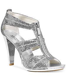 MICHAEL Michael Kors Berkley T-Strap Dress Sandals