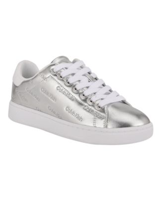 Women's Ryder Logo Laceup Casual Sneakers