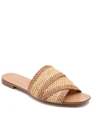 Women's Krystin Woven Slide Sandal Women's Shoes