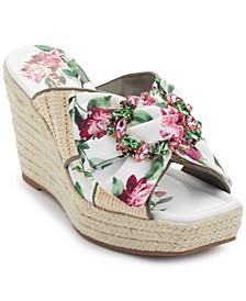Cariza Wedge Sandals