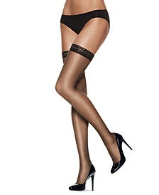 Women's   Silk Reflections Silky Sheer Thigh Highs 720