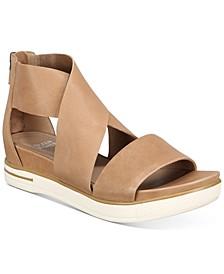 Women's Sport Wedge Platform Sandals
