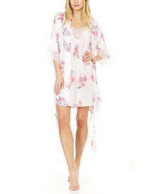 Annette 2pc Travel Pajama Set