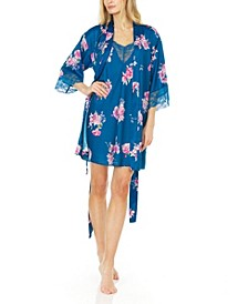Annette 2pc Travel Pajama Set