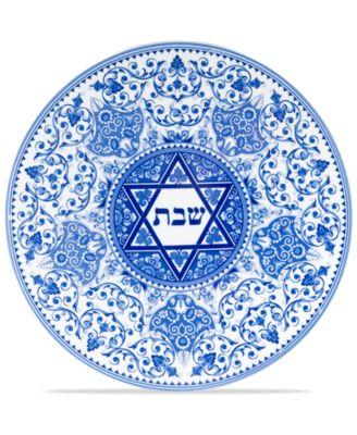 Judaica Challah Tray