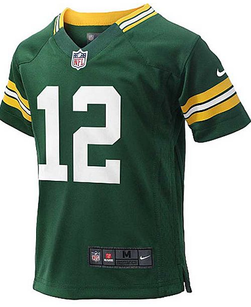 c7255cf54 Nike Baby Aaron Rodgers Green Bay Packers Jersey   Reviews - Sports ...
