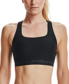 Women's HeatGear® Mid-Impact Sports Bra