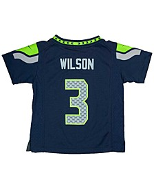 Toddlers' Russell Wilson Seattle Seahawks Jersey