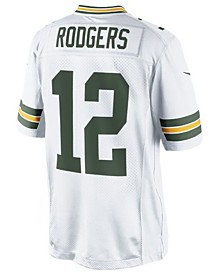 Nike Kids' Aaron Rodgers Green Bay Packers Game Jersey, Big Boys (8-20)