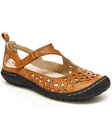 Women's Bellrose Casual Mary Jane Flats