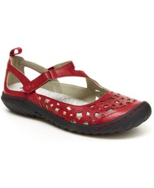 Women's Bellrose Casual Mary Jane Flats Women's Shoes