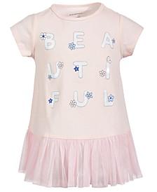 Baby Girls Beautiful Tulle Peplum Tunic, Created for Macy's