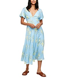 Laura Printed Maxi Dress
