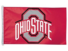 Ohio State Buckeyes Deluxe Flag, 3' x 5'