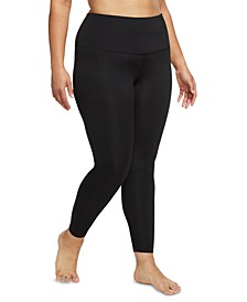 Plus Size Women's Yoga 7/8 Tights
