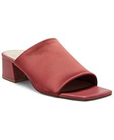 Women's Salindera Kitten-Heel Slide Sandals