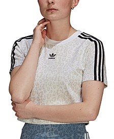adidas Women's Originals Cotton Logo T-Shirt