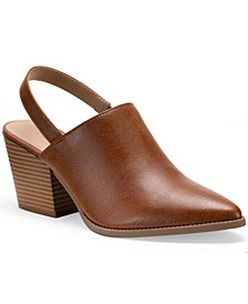 Nikki Pointed-Toe Shooties, Created for Macy's
