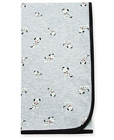 Baby Boys and Girls Dalmatian Blanket