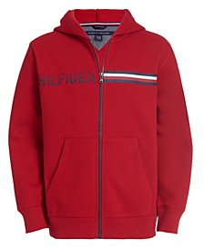 Big Boys Cooper Zip-Up Hoodie