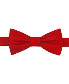 Pre-Tied Solid Bow Tie