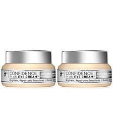 Confidence In An Eye Cream, 2-Pk.