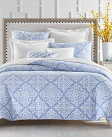 Medallion 2-Pc. Twin Duvet Cover Set, Created for Macy's