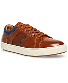 Steve M-Krinkl Lace-Up Sneakers