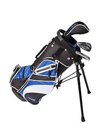 Tour X Size 0 3 Piece Junior Golf Set with Stand Bag