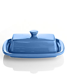 Fiesta Lapis XL Covered Butter Dish