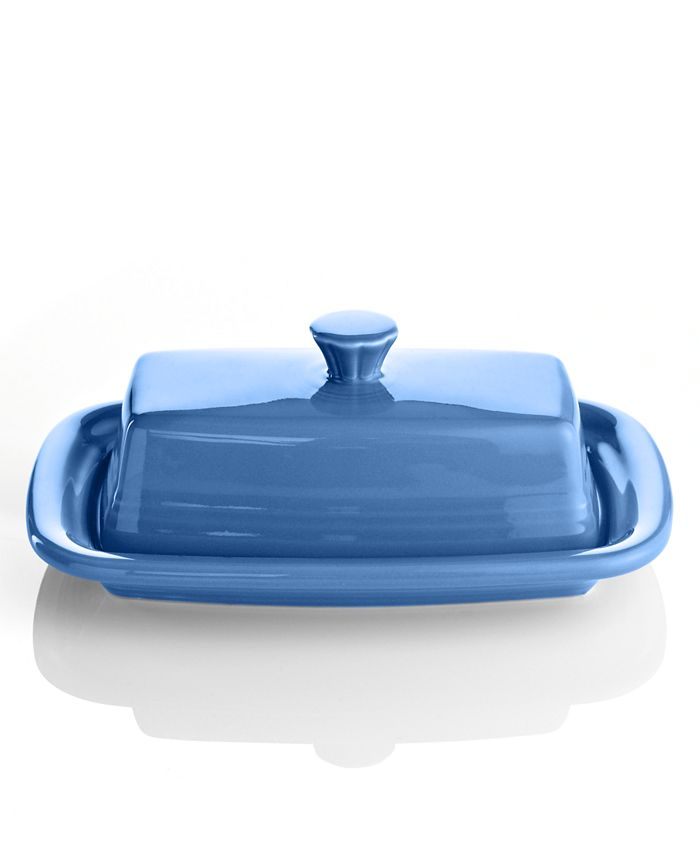Fiesta - Extra Large Covered Butter Dish
